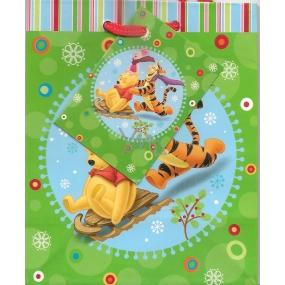 Albi Dárková papírová malá taška 13,5 x 11 x 6 cm Vánoční TS4 98897