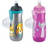 Nuk First Choice Sports Cup push-pull náustok 36+ mesiacov fľaša plastová 450 ml