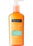 Neutrogena Visibly Clear Spot Proofing Daily Wash čistiaci gél 200 ml