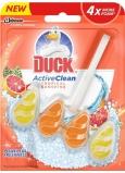 Duck Active Clean Tropical Sunshine WC závesný čistič s vôňou 38,6 g