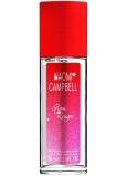 Naomi Campbell Glam Rouge parfumovaný dezodorant sklo pre ženy 75 ml