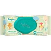 Pampers Natural Clean s heřmánkem vlhčené ubrousky pro velmi citlivou pokožku pro děti 64 ks, neparfémované