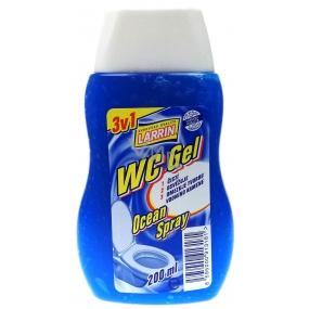 DÁREK Larrin Ocean 3v1 Wc gel se závěsem 200 ml