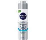 Nivea Men Sensitive gél na holenie na 3denný strnisko 200 ml