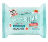 Dirty Works Beauty Clean vlhčené odličovacie obrúsky 25 kusov