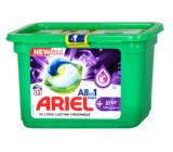 Ariel Allin1 Pods + Lenor gélové kapsule na pranie dlhotrvajúca vôňa 13 kusov
