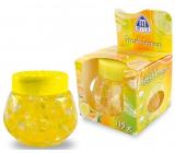 Milo Fresh Lemon gélový osviežovač vzduchu 115 g