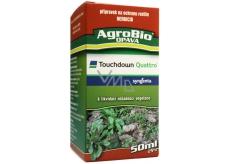 AgroBio Touchdown Quattro herbicíd k likvidácii nežiadúcej vegetácie 50 ml