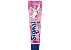 Signal Kids Strawberry 2-6 rokov zubná pasta 50 ml