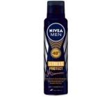 Nivea for Men Stress Protect antiperspirant deodorant sprej pro muže 150 ml