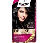 Schwarzkopf Palette Deluxe barva na vlasy 900 Sytý přirozeně černý 115 ml