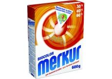 Merkúr Biocolor univerzálny prací prostriedok pre farebnú bielizeň 600 g