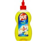Pur Duo Power Lemon prostriedok na ručné umývanie riadu 450 ml