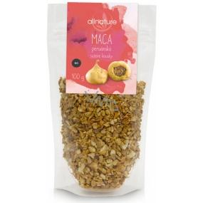 Allnature Maca Bio peruánska sušené kúsky 100 g