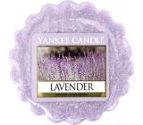 Yankee Candle Lavender - Levanduľa vonný vosk do aromalampy 22 g