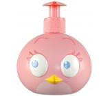 Angry Birds Stella 3D tekuté mýdlo dávkovač pro děti 400 ml