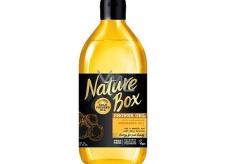 Nature Box Makadamové sprchový gél so 100% za studena lisovaným olejom, vhodné pre vegánov pre jemnú pokožku 385 ml