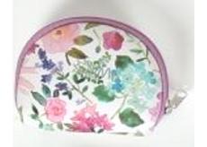 Albi Original Neoprén Mini peňaženka Hortenzie 8 x 6 cm x 1,5 cm