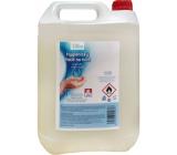 Valea Hygienický antimikrobiálne čistič dezinfekcia na ruky 5 l