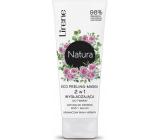 Lirene Natura Ruže a malina peelingová maska 2 v 1 75 ml