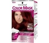 Schwarzkopf Color Mask barva na vlasy 688 Hnědá třešeň