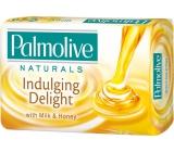 Palmolive Naturals Milk & Honey tuhé toaletné mydlo 90 g