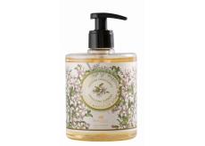 Panier des Sens Verbena tekuté mydlo na ruky so sviežou vôňou dávkovač 500 ml