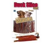 Magnum Kačica prúžky mäkké prírodné mäsová pochúťka pre psov 250 g