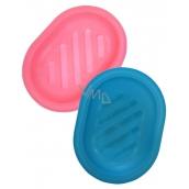Abella Podložka na mydlo rôzne farby 1 kus, 622