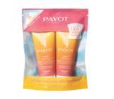 Payot Sunny Creme Savoureuse SPF 50 neviditeľný opaľovací krém - vysoká ochrana tváre 2 x 50 ml, kozmetická sada