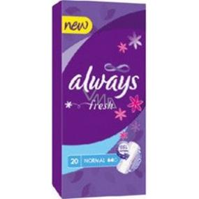 Always Fresh Normal intimní vložky 20 ks