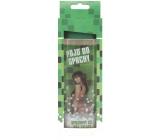 Bohemia Pojď do sprchy Green Tea deodorační sprchový gel pro muže s originální 3D etiketou 300 ml