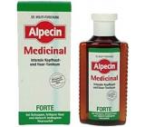 Alpecin Medicinal Forte intenzívny tonikum proti lupinám a vypadávaniu vlasov 200 ml