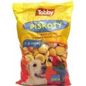 Tobby Piškóty kŕmne pre psov a ostatné domáce zvieratá 250 g