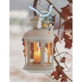 Nekupto Darčeková papierová taška 23 x 18 x 10 cm Lampa a sviečka 1219 02 WBM