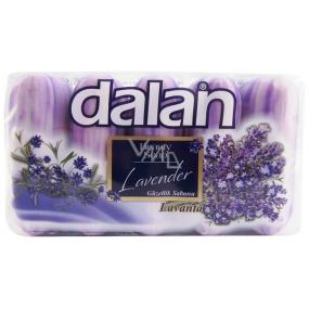 Dalan Levanduľa tuhé toaletné mydlo 5 x 70 g