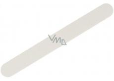 Pilník na nehty bílý plochý oválný 5312 17 cm