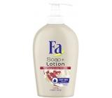 Fa Soap + Lotion Pomegranate Scent tekuté mydlo dávkovač 300 ml