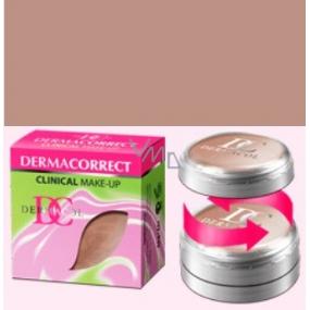 Dermacol Dermacorrect Clinical 7 make-up Extrémne krycí korekčný 4,5 g