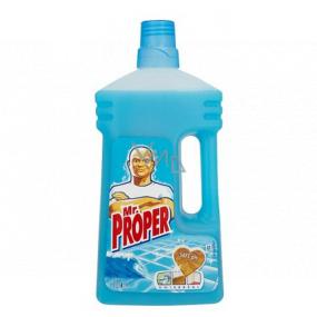 Mr. Proper Clean & Shine Ocean Univerzálny čistič vrátane lakovaného dreva a laminátu 1 l