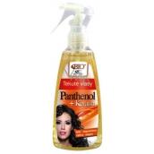 Bion Cosmetics Panthenol & Keratin tekuté vlasy 260 ml