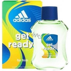 Adidas Get Ready! for Him voda po holení 100 ml