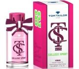 Tom Tailor College Sport Woman toaletní voda 30 ml