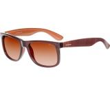 Relax Skopelos R2303B hnědé sluneční brýle