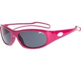 Relax Lucha Slnečné okuliare pre deti ružové R3063E