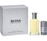 Hugo Boss Boss No.6 Bottled toaletná voda pre mužov 200 ml + dezodorant stick 75 ml, darčeková sada