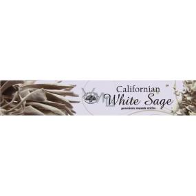 Vonné tyčinky Biela šalvia 15 g
