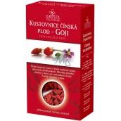 Grešík Goji Kustovnice čínská sušené plody na krevní tlak, bolestech hlavy, únava, na játra a ledviny, imunitu 100 g