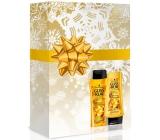 Gliss Kur Oil Nutritive regenerační šampon na vlasy 250 ml + balzám na vlasy 200 ml, kosmetická sada
