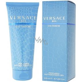 Versace Eau Fraiche Man sprchový gél 200 ml